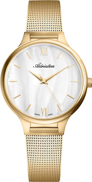 цена Женские часы Adriatica A3715.116FQ-ucenka онлайн в 2017 году