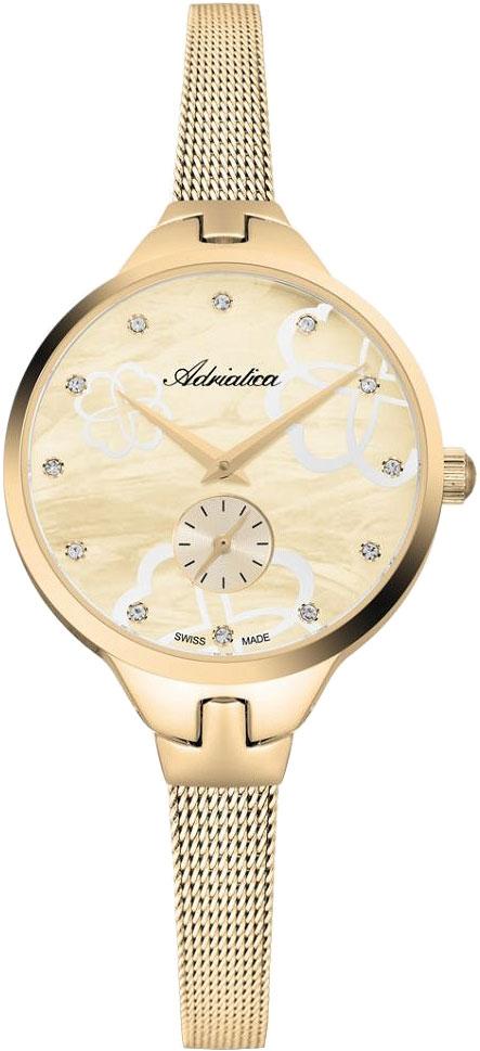 Женские часы Adriatica A3719.114SQ