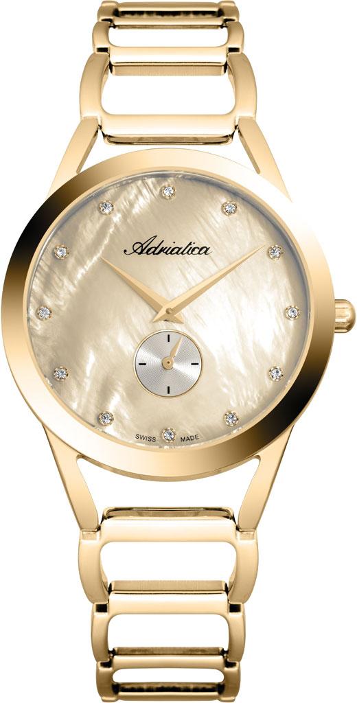 Женские часы Adriatica A3725.114SQ