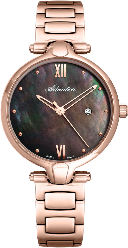 Женские часы Adriatica A3735.918MQ