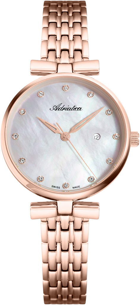 Женские часы Adriatica A3736.914ZQ цена и фото