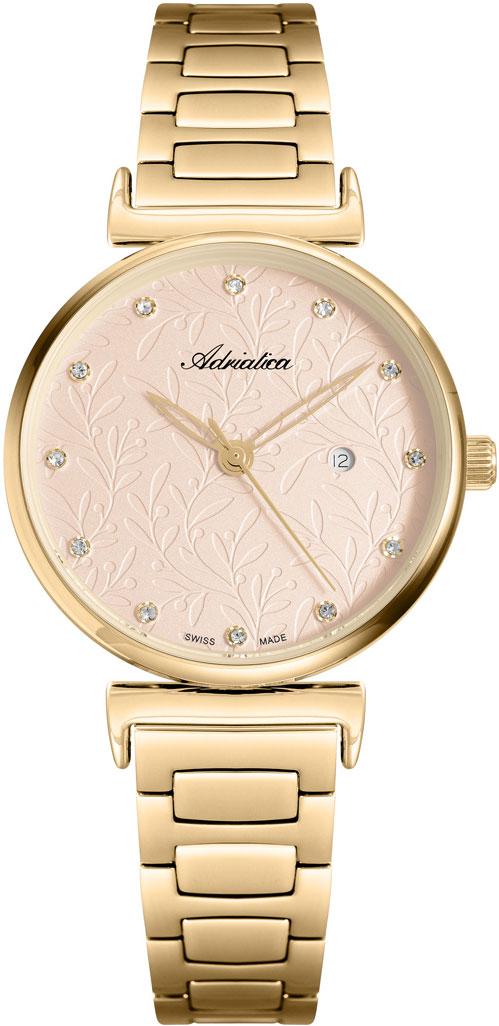 Женские часы Adriatica A3738.11GRQ цена и фото