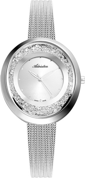Женские часы Adriatica A3771.5143QZ женские часы adriatica a3464 1113q