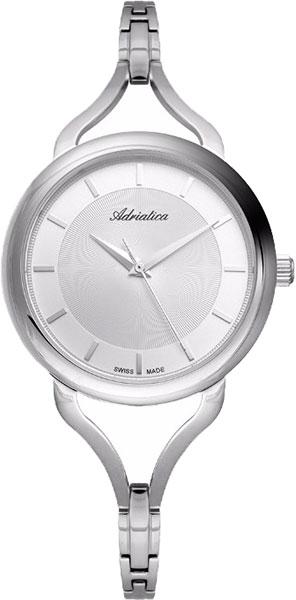 Фото - Женские часы Adriatica A3796.5113Q бензиновая виброплита калибр бвп 13 5500в