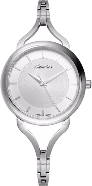 Женские часы Adriatica A3796.5113Q женские часы adriatica a3464 1113q