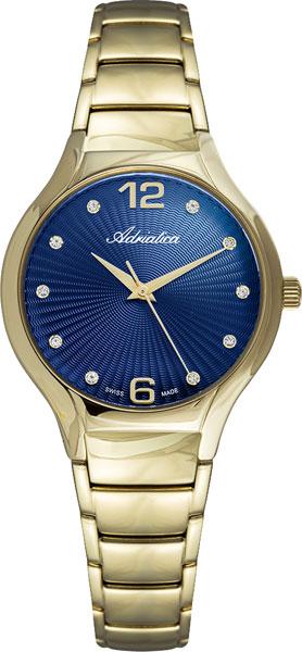 Женские часы Adriatica A3798.1175Q женские часы adriatica a3464 1113q