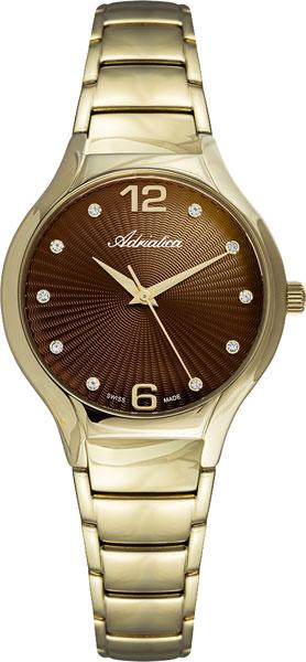 Женские часы Adriatica A3798.117GQ женские часы adriatica a3464 1113q