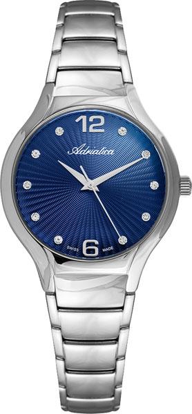 Женские часы Adriatica A3798.5175Q женские часы adriatica a3464 1113q
