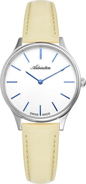 Женские часы Adriatica A3799.5VB3Q женские часы adriatica a3464 1113q