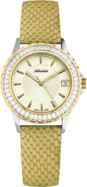 Женские часы Adriatica A3805.2211QZ женские часы adriatica a3464 1113q