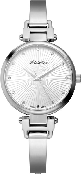 лучшая цена Женские часы Adriatica A3807.5143Q