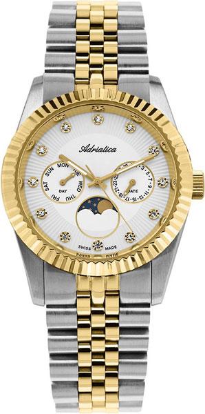 Купить Наручные часы A3809.2143QF  Женские наручные швейцарские часы в коллекции Zirconia Adriatica