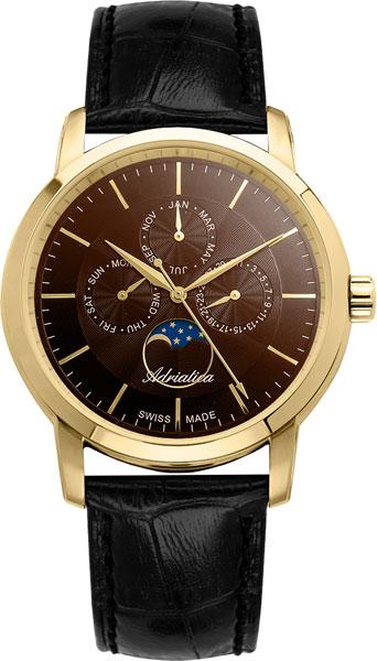 Мужские часы Adriatica A8134.121GQF