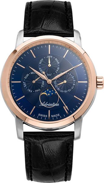 где купить Мужские часы Adriatica A8134.R215QF по лучшей цене