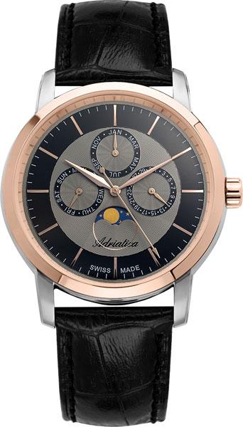 где купить Мужские часы Adriatica A8134.R216QF по лучшей цене