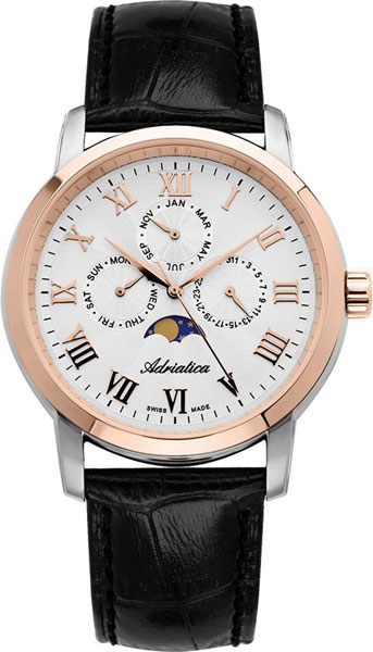 Мужские часы Adriatica A8134.R233QF
