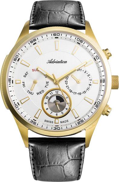 Мужские часы Adriatica A8149.1213QF