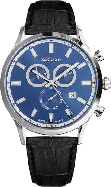 лучшая цена Мужские часы Adriatica A8150.5215CH