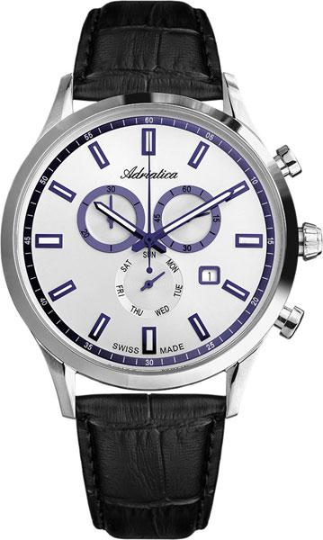 купить Мужские часы Adriatica A8150.52B3CH по цене 15160 рублей