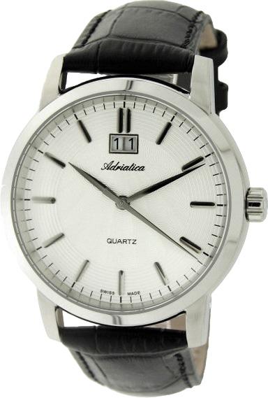 Фото - Мужские часы Adriatica A8161.5213Q бензиновая виброплита калибр бвп 13 5500в