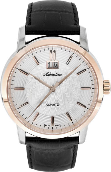 Мужские часы Adriatica A8161.R213Q adriatica a1116 r213q