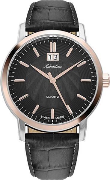 Мужские часы Adriatica A8161.R214Q