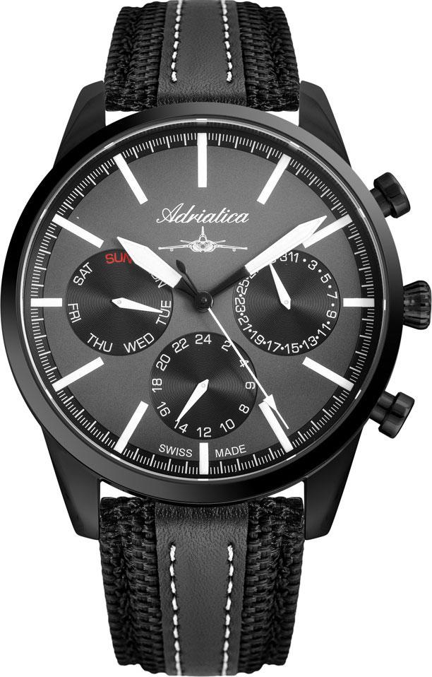 Мужские часы Adriatica A8185.B217QF