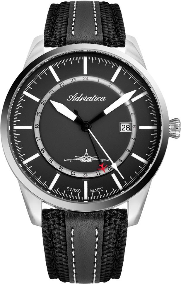 Мужские часы Adriatica A8186.5214Q Adriatica   фото