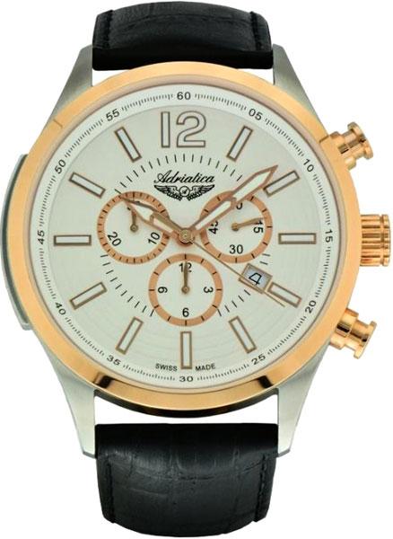 Мужские часы Adriatica A8188.R253CH