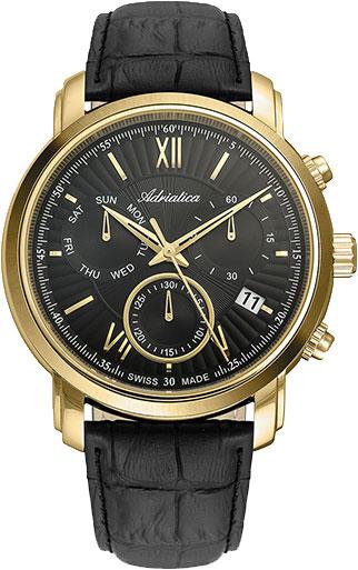 Мужские часы Adriatica A8193.1264CH все цены