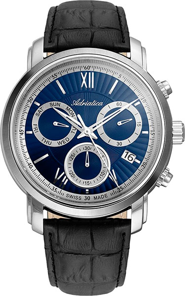 Мужские часы Adriatica A8193.5265CH все цены