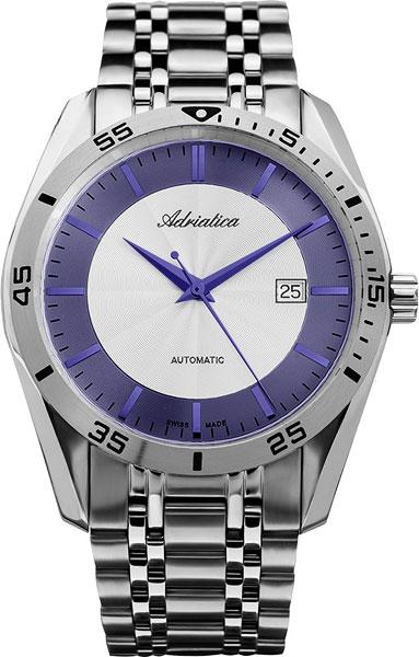 где купить Мужские часы Adriatica A8202.51B3A по лучшей цене