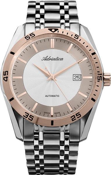 цена  Мужские часы Adriatica A8202.R113A  онлайн в 2017 году