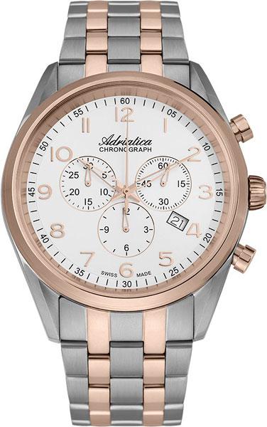 Мужские часы Adriatica A8204.R123CH adriatica adriatica a8204 2123q