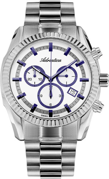 Мужские часы Adriatica A8210.51B3CH