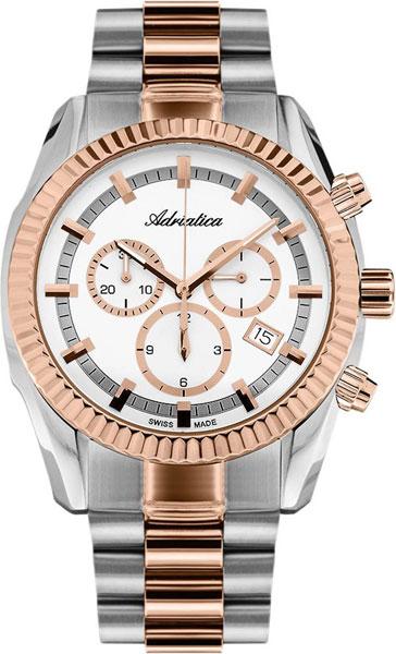 где купить  Мужские часы Adriatica A8210.R113CH  по лучшей цене
