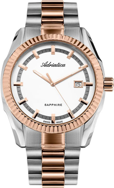 где купить  Мужские часы Adriatica A8210.R113Q  по лучшей цене