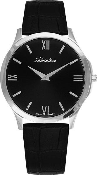 купить Мужские часы Adriatica A8241.5264Q по цене 8630 рублей