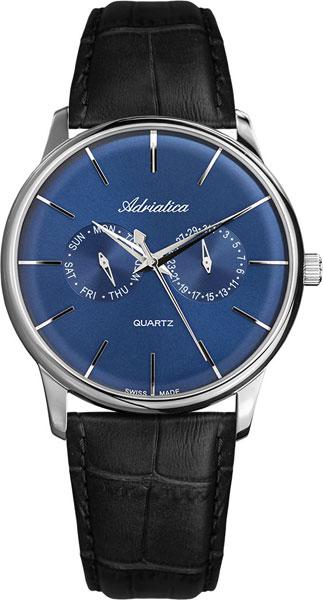 Мужские часы Adriatica A8243.5215QF все цены
