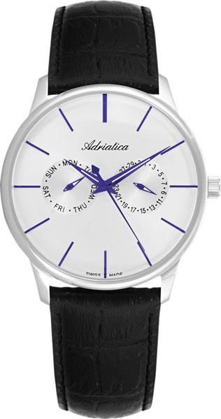 купить Мужские часы Adriatica A8243.52B3QF по цене 10720 рублей