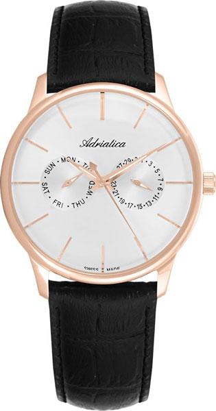 купить Мужские часы Adriatica A8243.9213QF по цене 11550 рублей