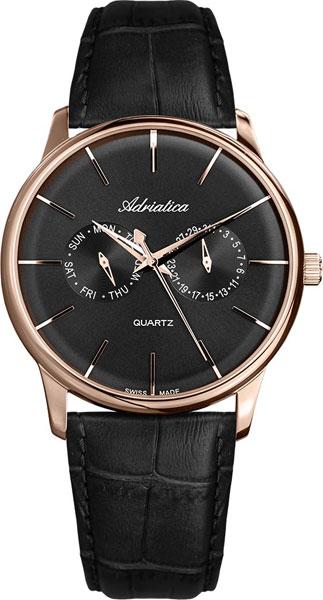 Мужские часы Adriatica A8243.9214QF все цены