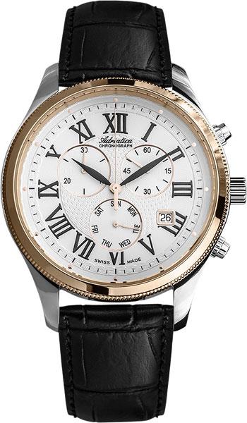где купить Мужские часы Adriatica A8244.R233CH по лучшей цене