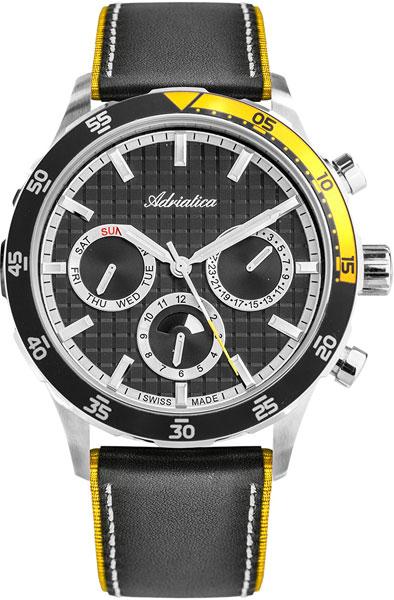 Мужские часы Adriatica A8247.5214QF