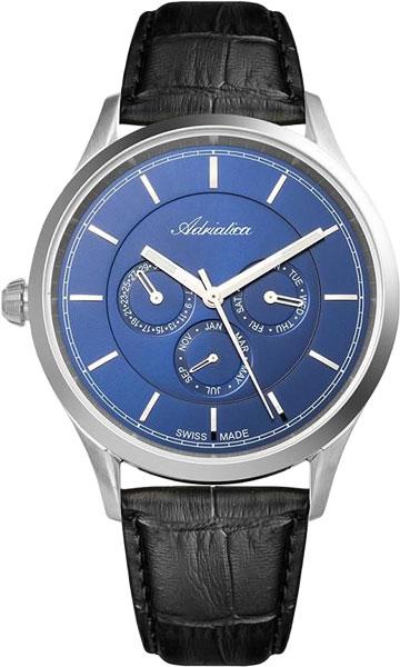 цена Мужские часы Adriatica A8252.5215QH онлайн в 2017 году