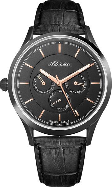 Мужские часы Adriatica A8252.K214QF цена и фото
