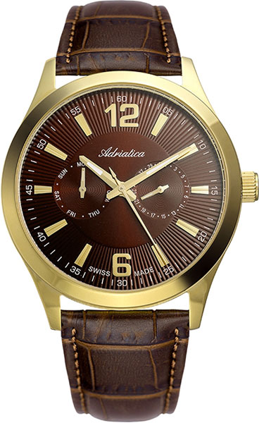 Мужские часы Adriatica A8257.125GQF