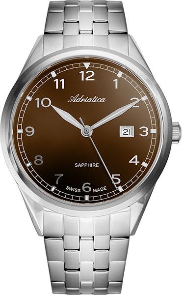 Мужские часы Adriatica A8260.512GQ