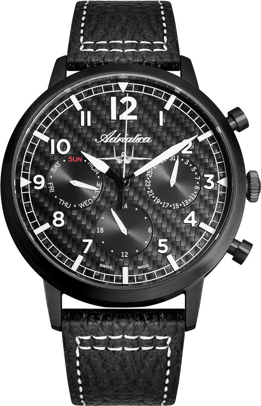 Мужские часы Adriatica A8261.B224QF