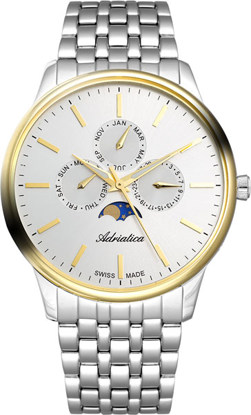 Мужские часы Adriatica A8262.2113QF